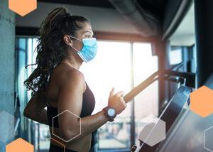 ¿Se debe utilizar mascarilla en la práctica deportiva?