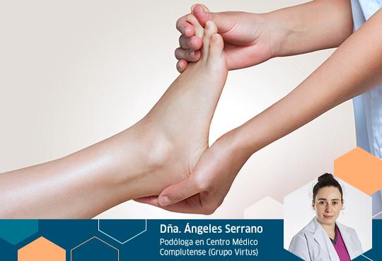 El podólogo, esencial en el tratamiento del pie diabético