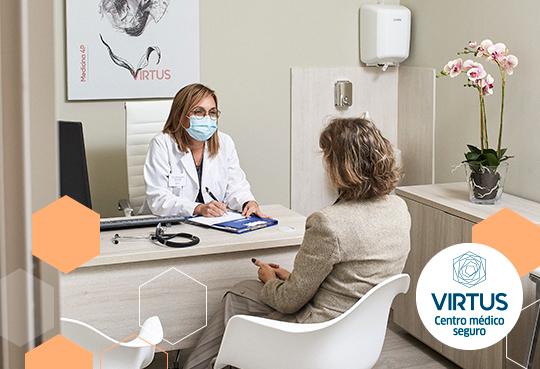 Grupo Virtus realiza una atención específica del paciente POST COVID-19