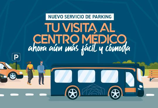 Grupo Virtus lanza un nuevo servicio de parking para pacientes